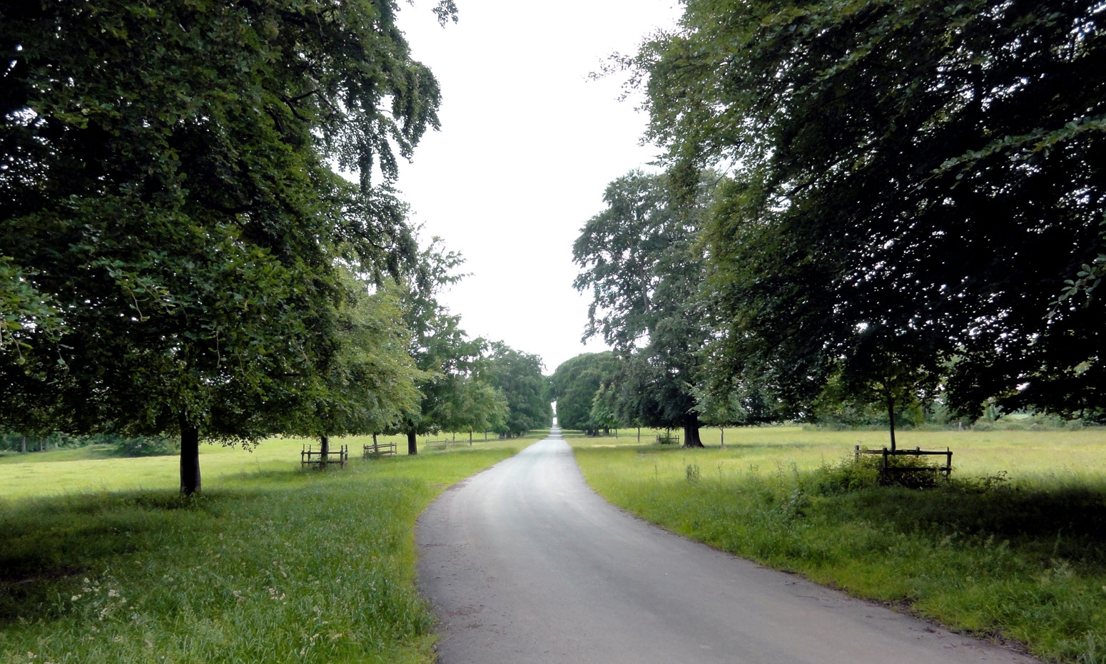 Parlington Drive at the Parlington Estate